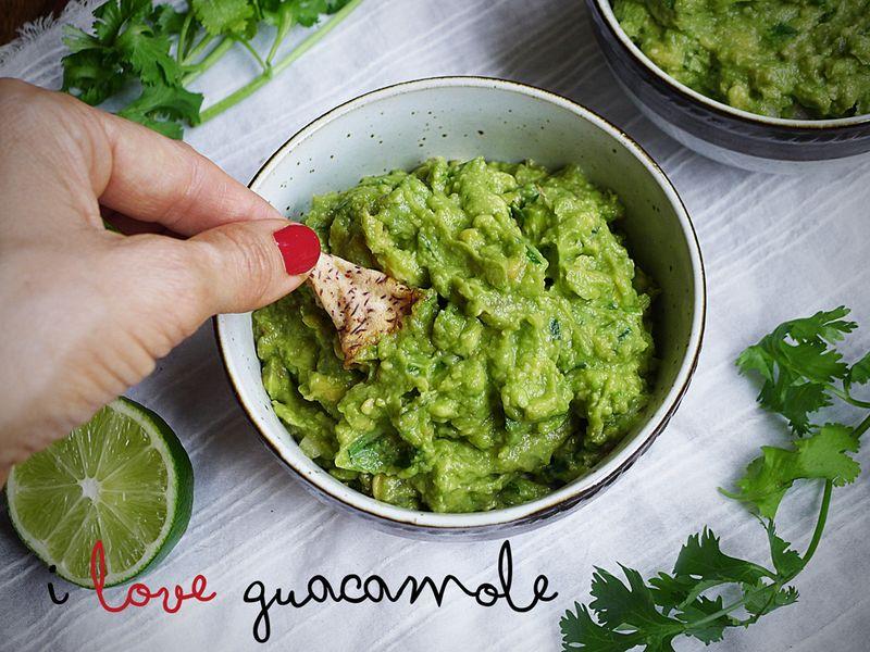 I Love Guacamole