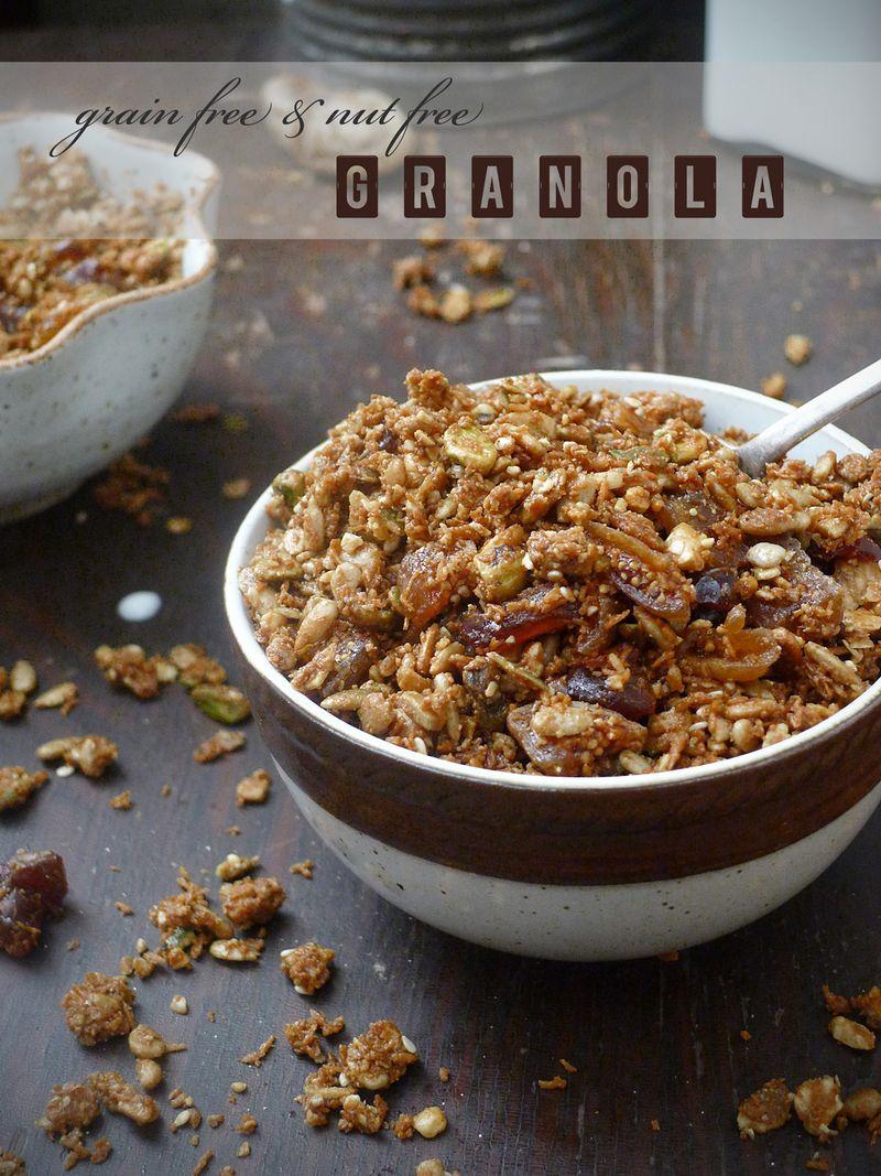 Granola Nut Free