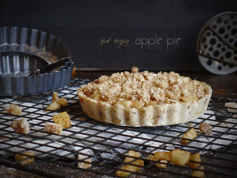 Apple Pie Raw Vegan